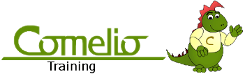 Comelio Training Logo